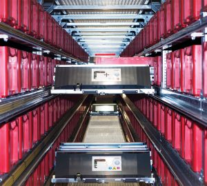 Automated Warehouse Storage Solutions